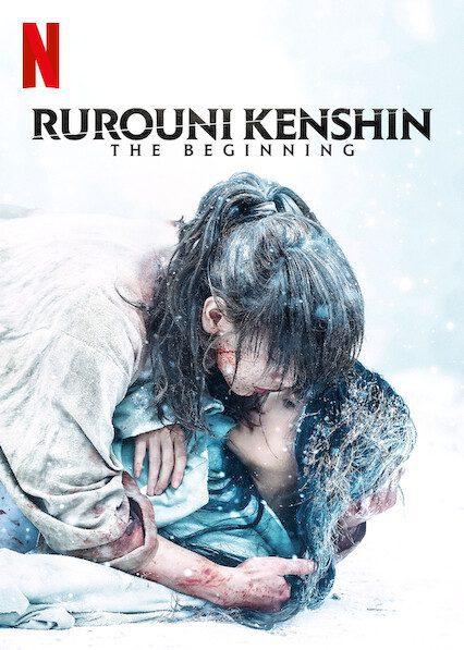 Rurouni Kenshin: The Beginning on Netflix