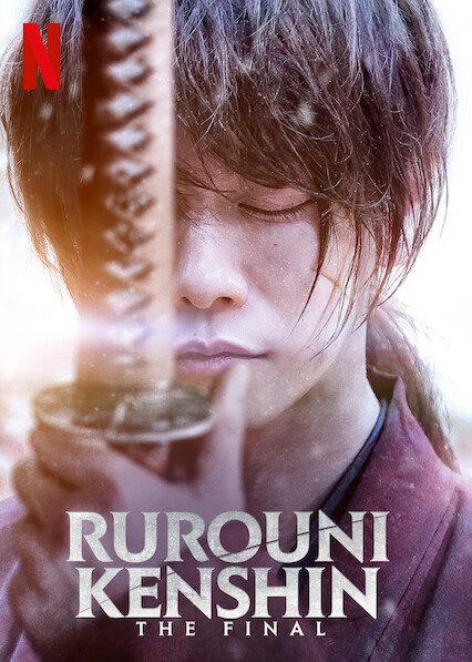 Rurouni Kenshin: The Finalon Netflix
