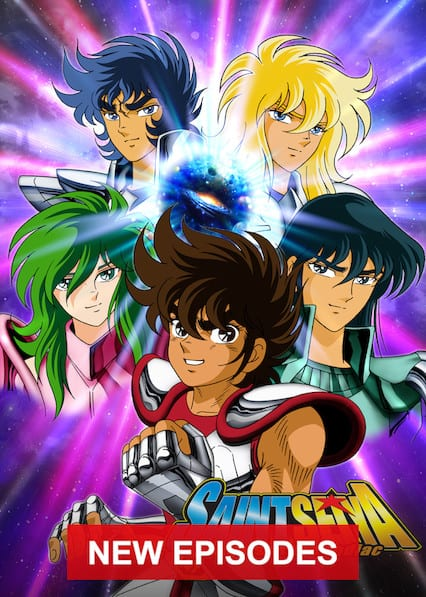 Saint Seiya on Netflix