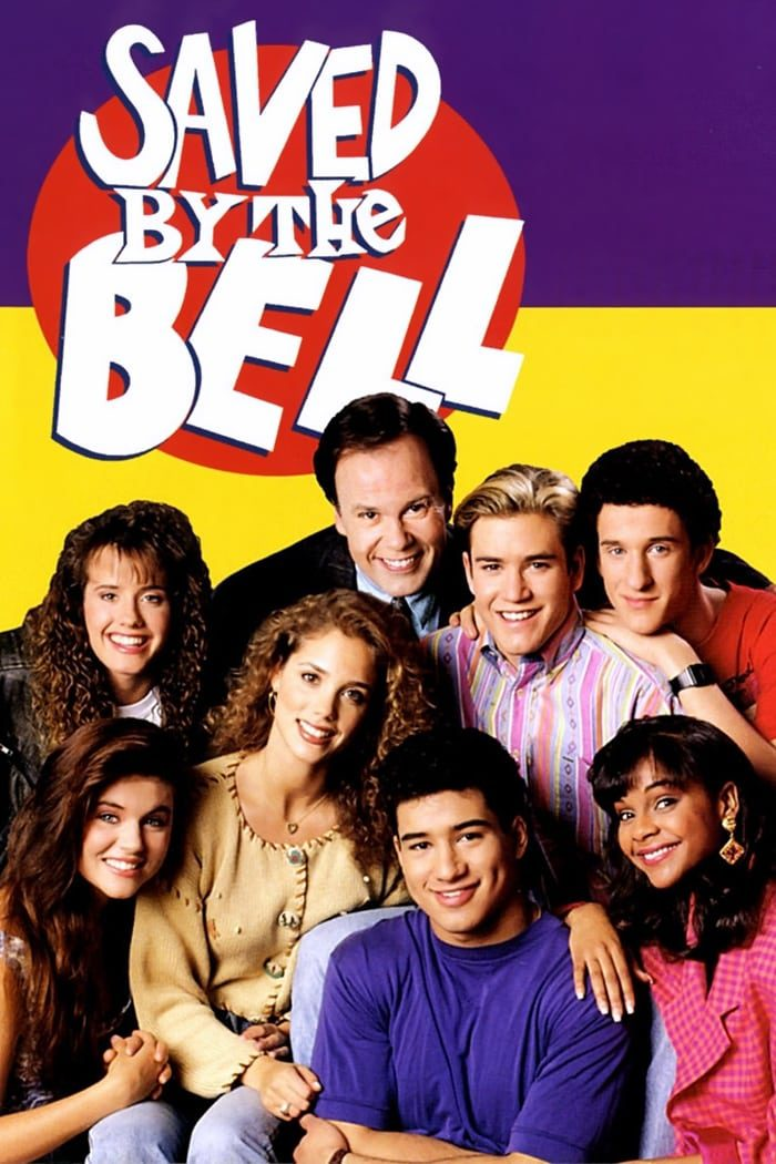 Saved by the Bell on Netflix