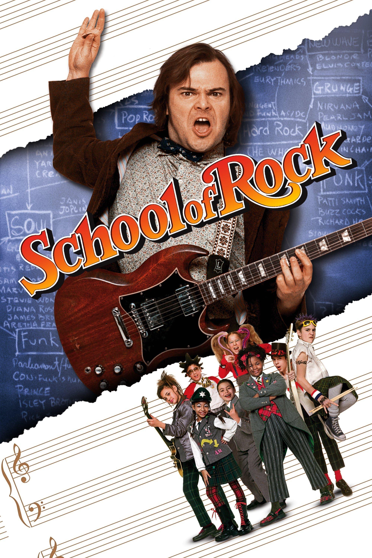 School of Rock on Netflix