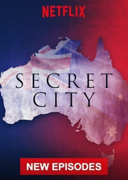 Secret Cityon Netflix