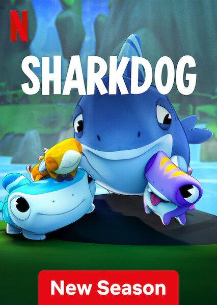Sharkdog on Netflix