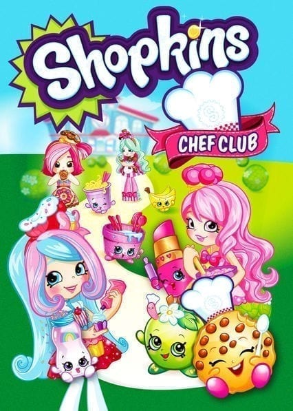 Shopkins: Chef Club on Netflix