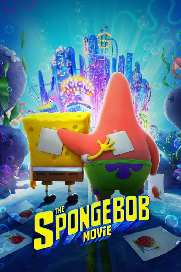 SpongeBob Movie: Sponge on the Runon Netflix