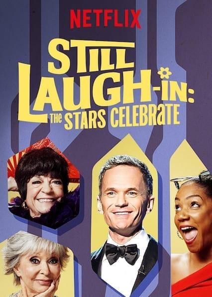 Still LAUGH-IN: The Stars Celebrateon Netflix