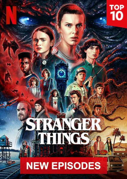 Stranger Thingson Netflix