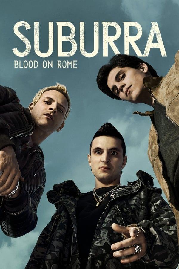 Suburra: Blood on Romeon Netflix
