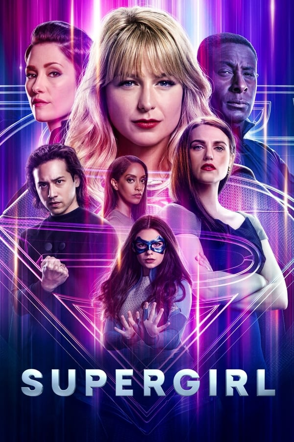 Supergirl on Netflix
