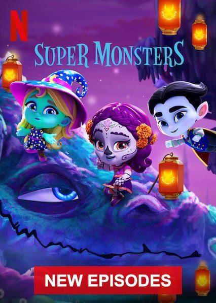 Super Monsterson Netflix