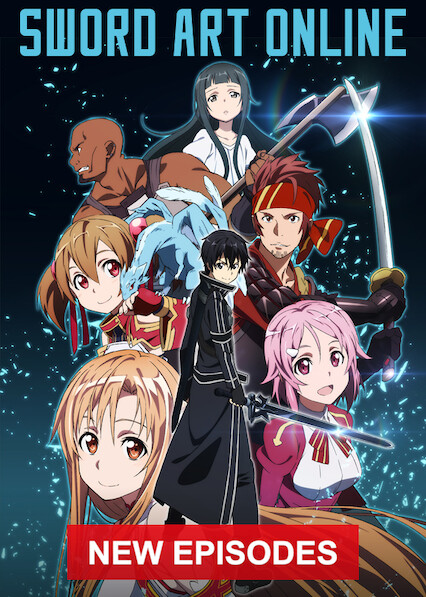 Sword Art Online on Netflix