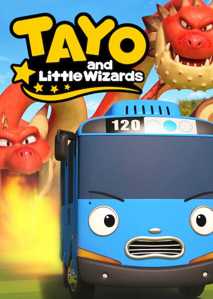Tayo and Little Wizards on Netflix