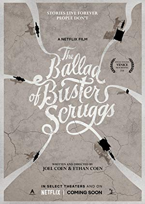 The Ballad of Buster Scruggson Netflix