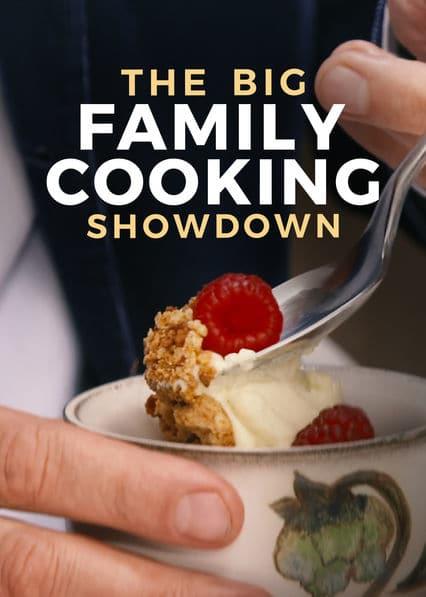 The Big Family Cooking Showdownon Netflix