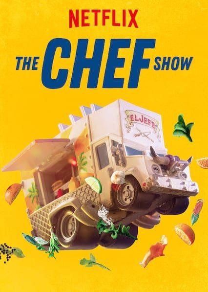 The Chef's Showon Netflix