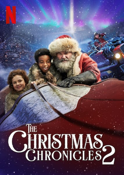 The Christmas Chronicles 2on Netflix