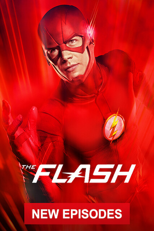 The Flash on Netflix