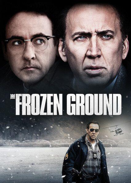The Frozen Ground on Netflix