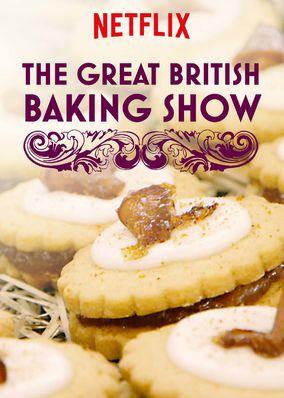 The Great British Baking Show on Netflix