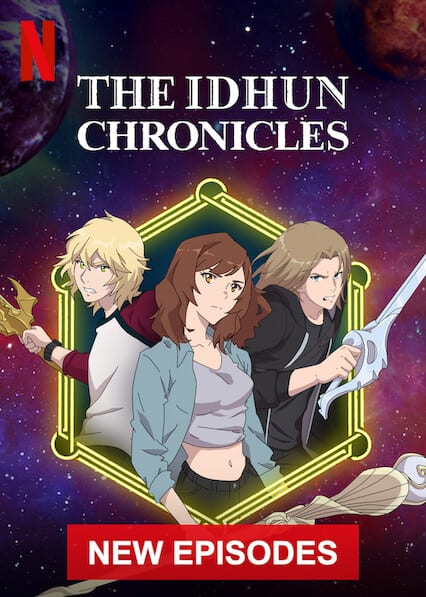 The Idhun Chronicles on Netflix
