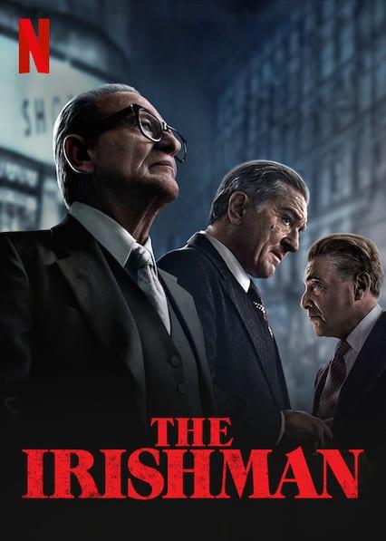 The Irishmanon Netflix