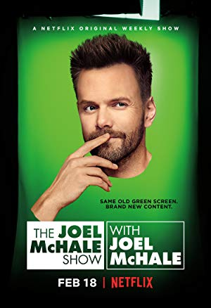 The Joel McHale Show with Joel McHale  on Netflix