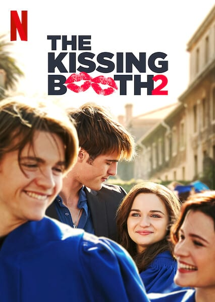 The Kissing Booth 2on Netflix