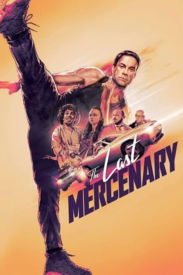 The Last Mercenary on Netflix