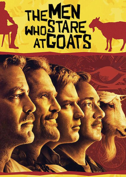 The Men Who Stare at Goats on Netflix