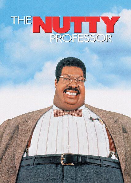 The Nutty Professor on Netflix