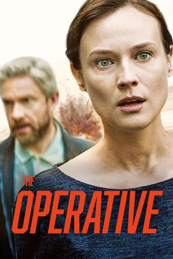 The Operative on Netflix