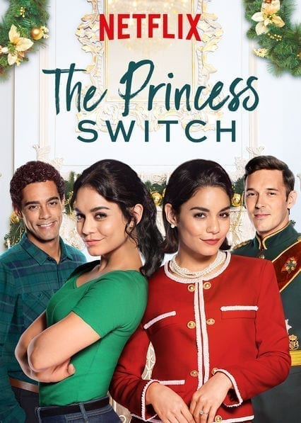The Princess Switch on Netflix