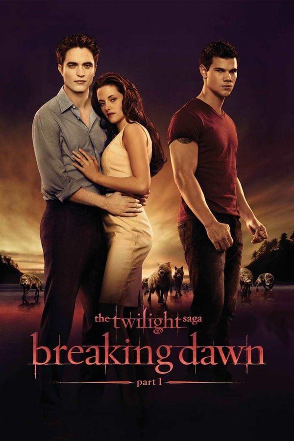 The Twilight Saga: Breaking Dawn: Part 1 on Netflix