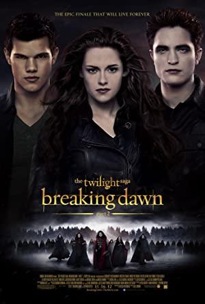The Twilight Saga: Breaking Dawn: Part 2 on Netflix