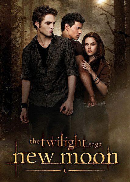 The Twilight Saga: New Moon on Netflix
