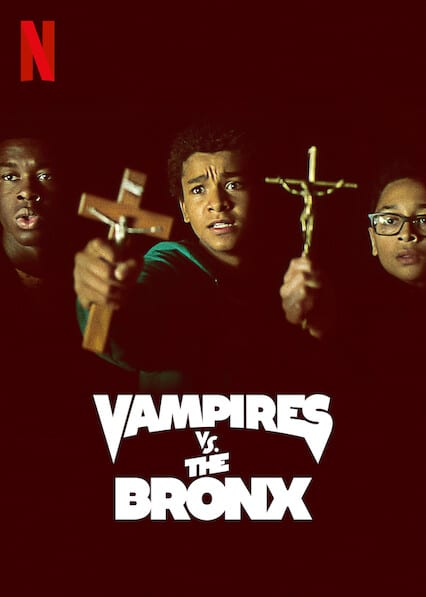 Vampires vs. the Bronx