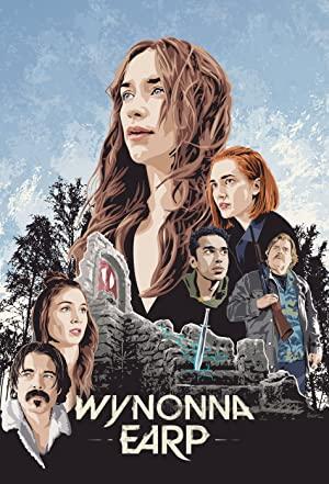 Wynonna Earp on Netflix