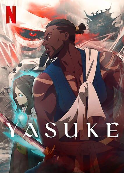 Yasuke on Netflix