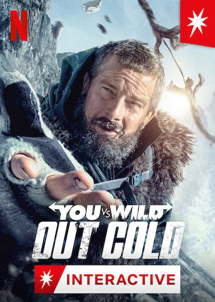 You vs. Wild: Out Cold on Netflix